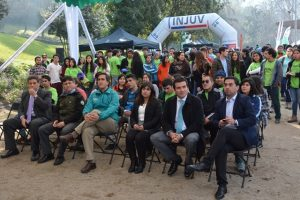 Voluntaria Vive Tus Parques 6